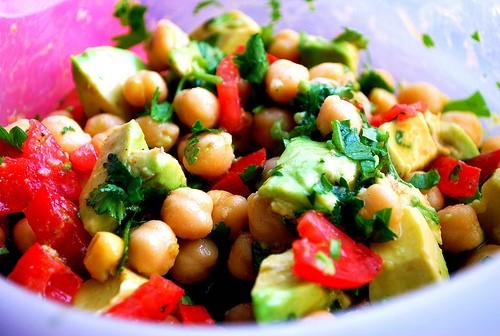 atrium - tomato chickpea avocado salad2